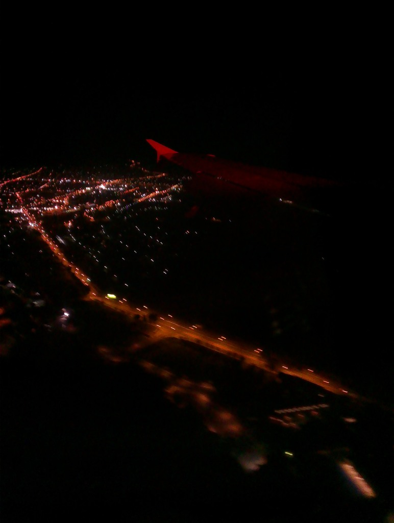 Flying over Perth, Western Australia back home xx