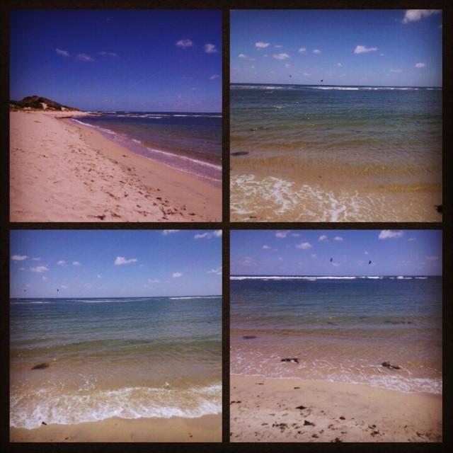 Mandurah beach x